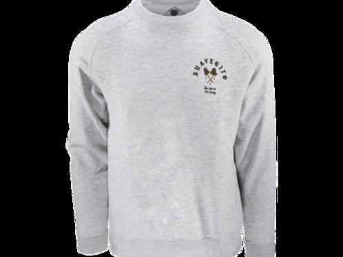 Suavecito die young crewneck sweatshirt