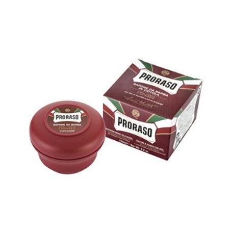 Proraso Shaving Soap Bowl Red 150ml