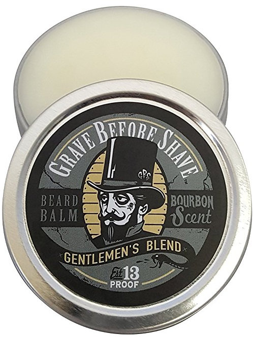 GBS Beard Balm: Gentlemen's