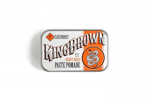 KingBrown Heavy Hold Paste Pomade