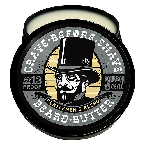 GBS Gents Beard Butter 4oz (113gms)