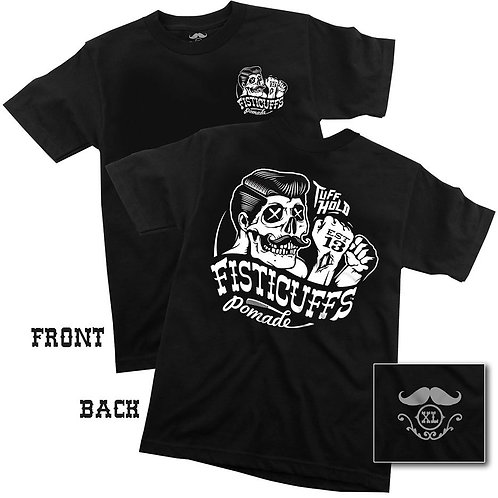 Fisticuffs Tuff Hold Pomade Tee