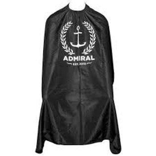 Admiral Pomade Premium Barber Cape
