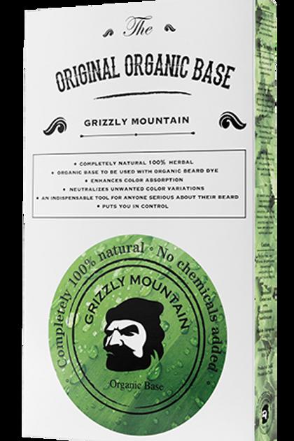 Grizzly Mountain Beard Dye Base Coat