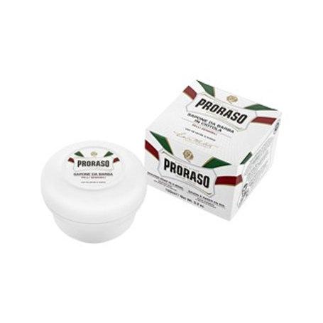 Proraso Shaving Soap Bowl White 150ml