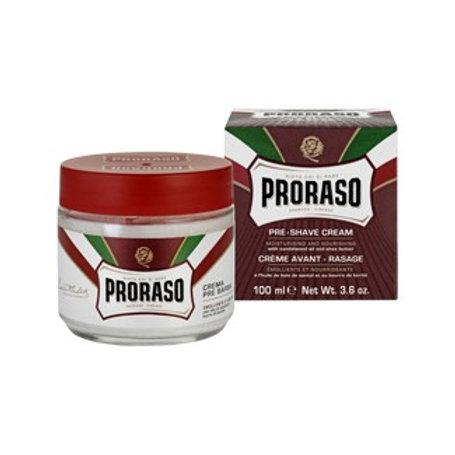 Proraso Pre Shave Cream Red 100ml