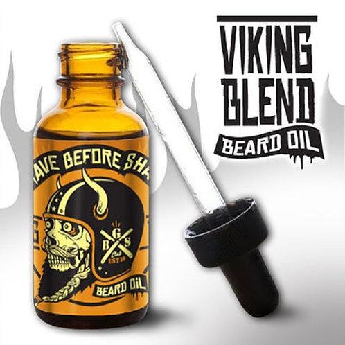 GBS Beard Oil: Viking Blend 1oz