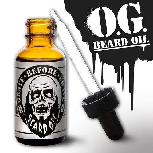 GBS O.G. Oririnal blend beard oil