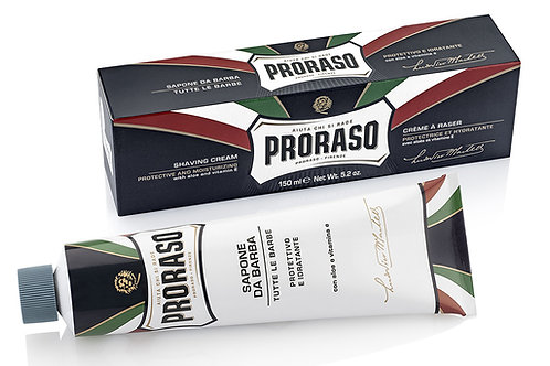 Proraso Shaving Cream Tube Protect Navy 150ml
