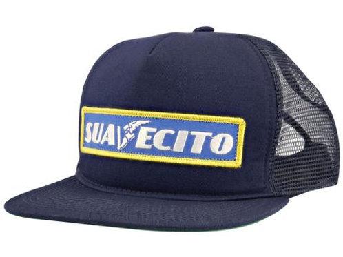 Suavecito Free Wheelin'Trucker Hat