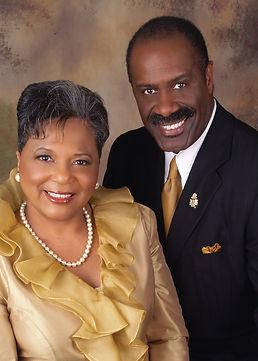 Bishop and Dr. Ingram