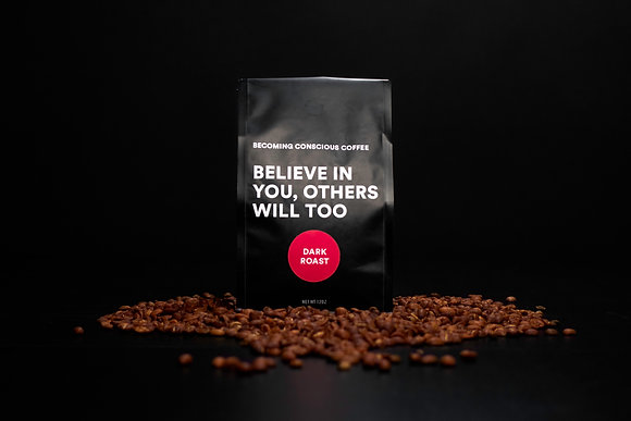 Becoming Conscious Coffee (DARK)