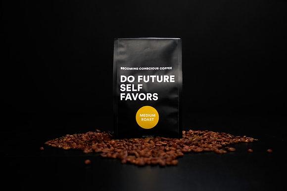 Becoming Conscious Coffee (MEDIUM)