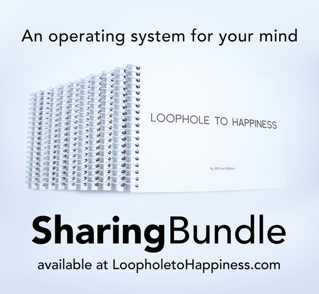 Loophole to Happiness