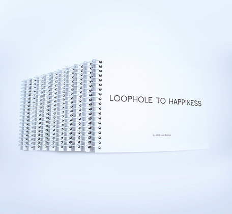 Sharing Bundle of 10 Loophole to Happiness by Will von Bolton