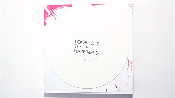 (PRESALE) Limited Edition Loophole to Happiness - Audiobook on Vinyl + Art Box