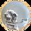 Thumbnail: Trim in the Wind - Com filete de Ouro