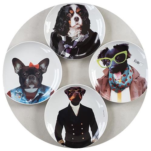 Conjunto Dogs V (4 peças)