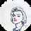 Thumbnail: Marilyn Red&Blue