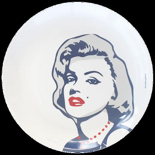 Marilyn Red&Blue