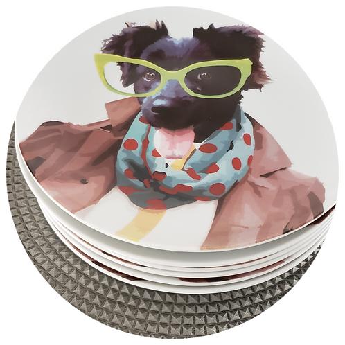 Conjunto Fashion Dog (6 unidades)