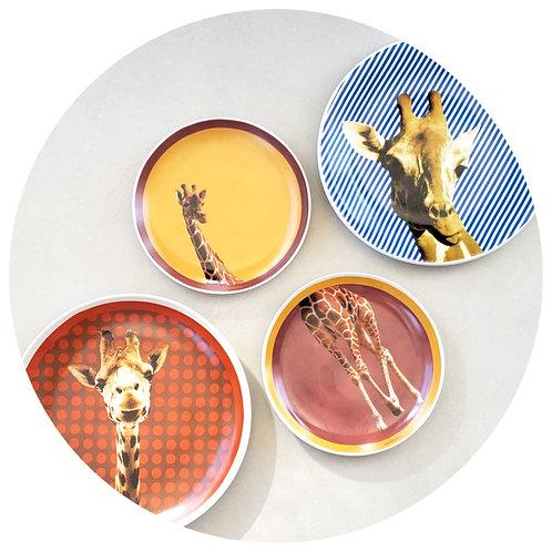 Conjunto Girafas (4 peças)
