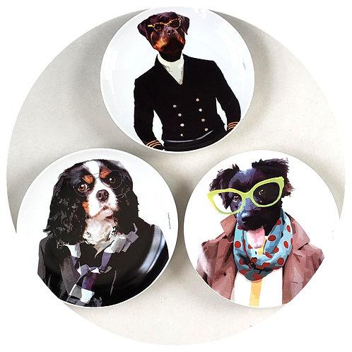 Conjunto Dogs (3 peças)