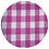 Thumbnail: Guardanapo  Xadrez M pink e branco