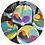 Thumbnail: Conjunto Tom Veiga para presente (3 pratos e uma embalagem para presente)