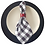 Thumbnail: Guardanapo xadrez M preto e branco