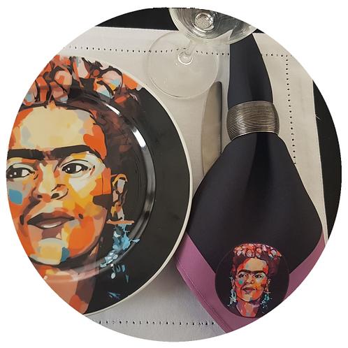 Conjunto Frida Black (2 peças)