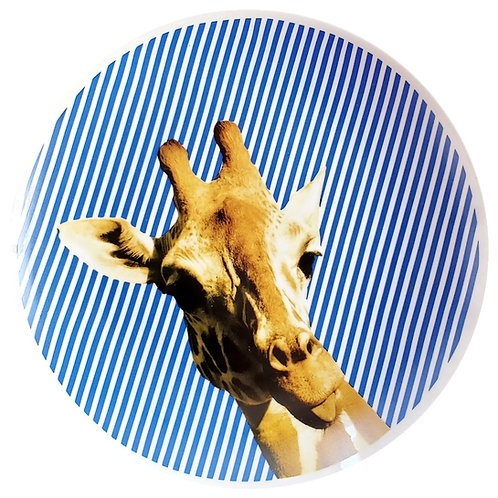 Blue Giraffe