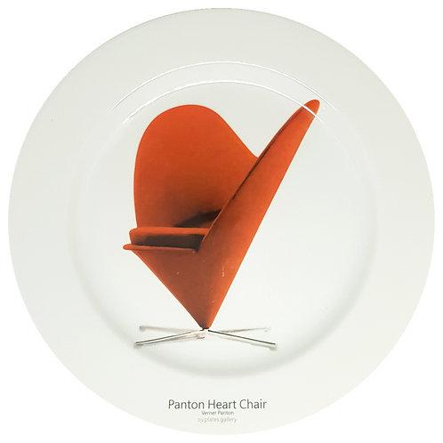 Panton Heart Chair