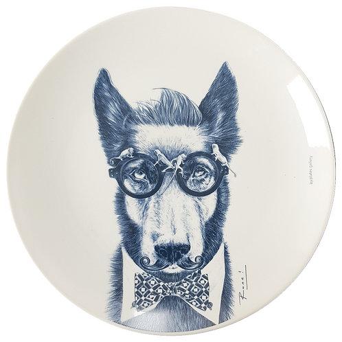 Blue Dog Bowie – Ronn Kools