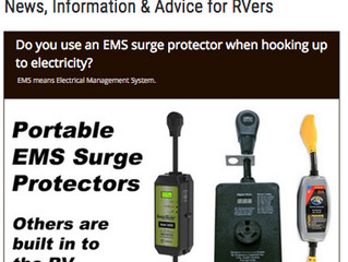 Discussion of surge protector survey results