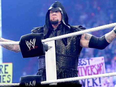 Lessons from the Undertaker