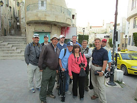 Filming Expedition in 2015, Bethlehem