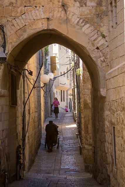 Beautiful Jerusalem
