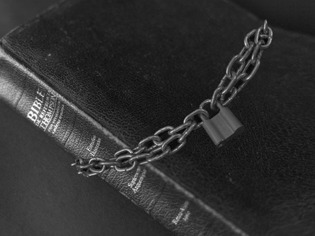 God's Word Cannot Be Chained!