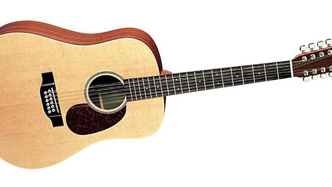 Using a 12-String Guitar