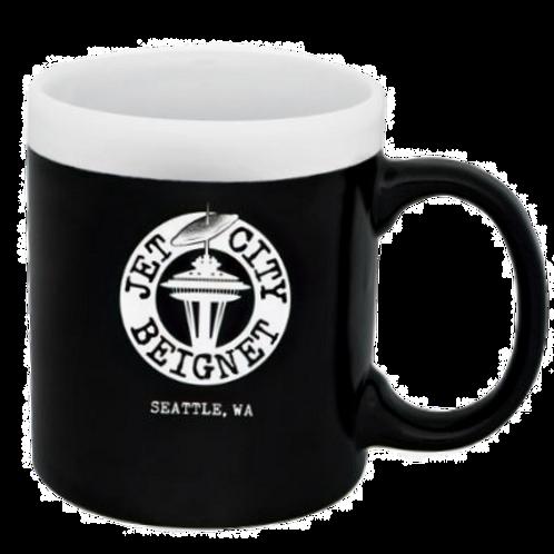 8 oz. JCB Mug, Flat Black