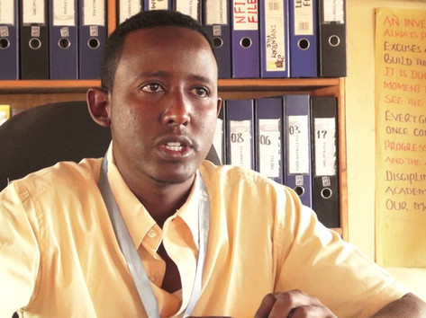 Interview with Head Teacher: Dadaab Refugee Camp