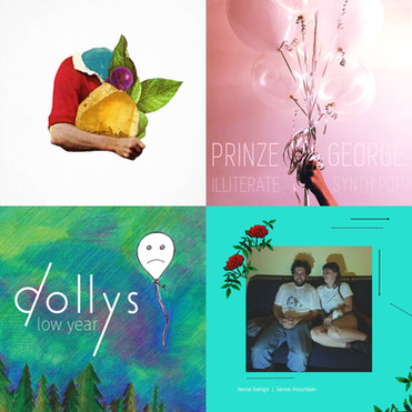REHAN'S TOP TEN ALBUMS OF 2016 for GRIZZLYGROUND