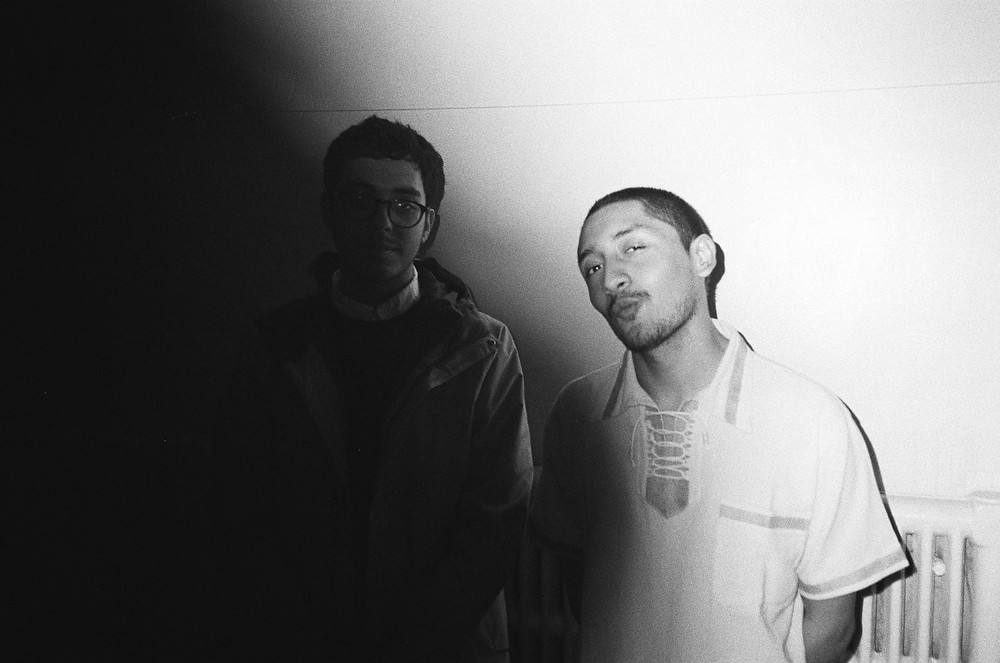Photo of Manny and René of Citrus City Records by Erik Phillips