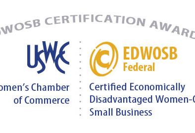 EDWOSB Certified!