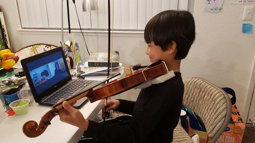 ALTO music tutoring