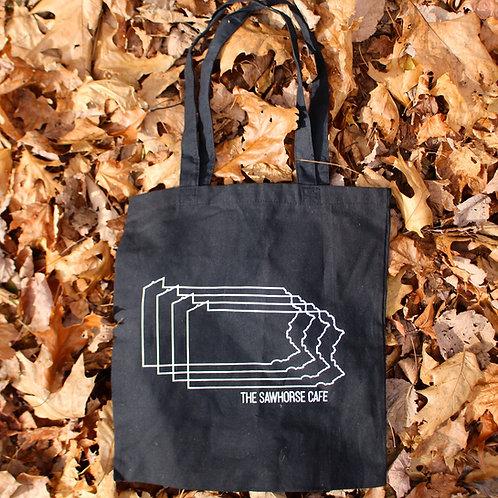 Sawhorse Tote Bag