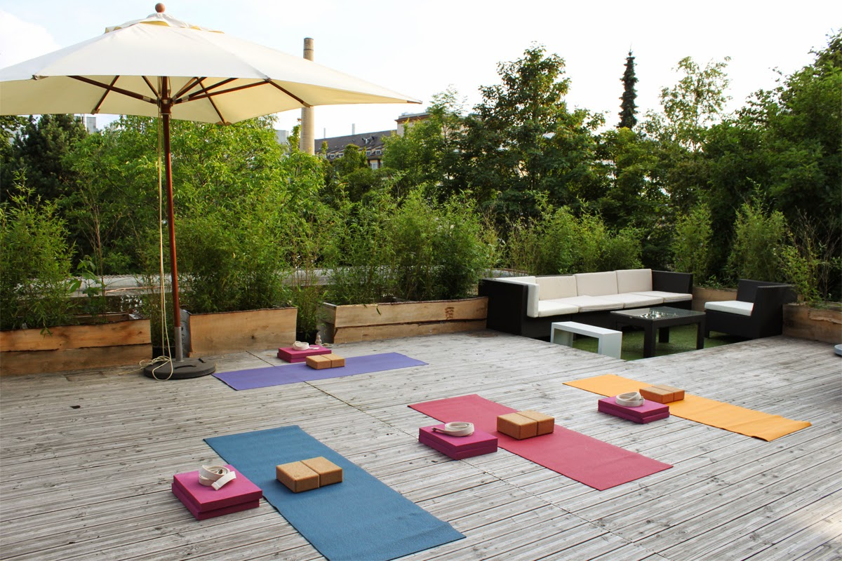Yoga location_terrace