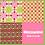 Thumbnail: COZY Pillow - Mezzanine (Pink & Lime)