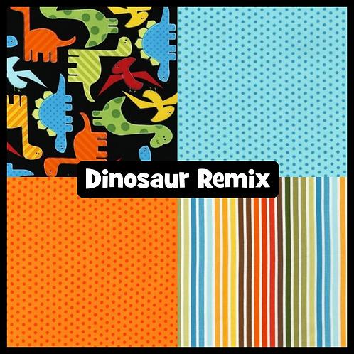 COZY Pillow - Dinosaur Remix